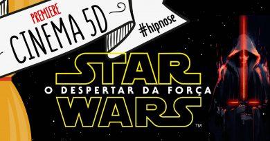 Hipnose na Premiere de Star Wars: O Despertar da Força (ft. João Somaio)